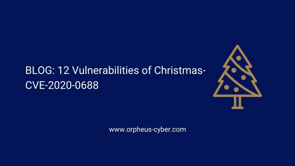 threat vulnerabilities