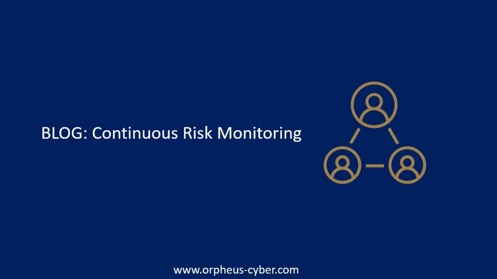 continuous risk monitoring