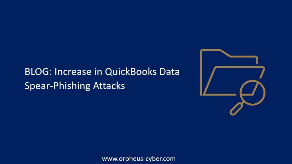 quickbooks spearphising attack