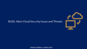 cloud security issues
