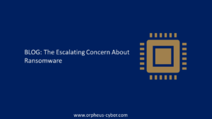 growing concern about ransomware