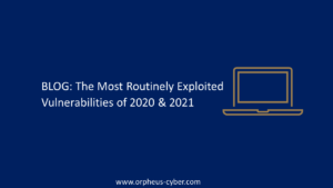 The Most Routinely Exploited Vulnerabilities of 2020 & 2021